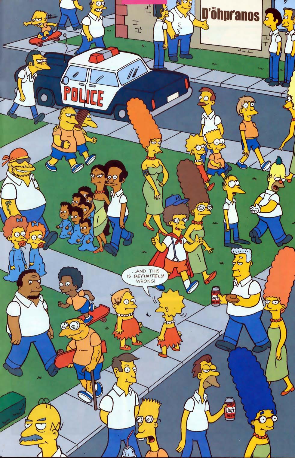 Read online Simpsons Comics comic -  Issue #85 - 16