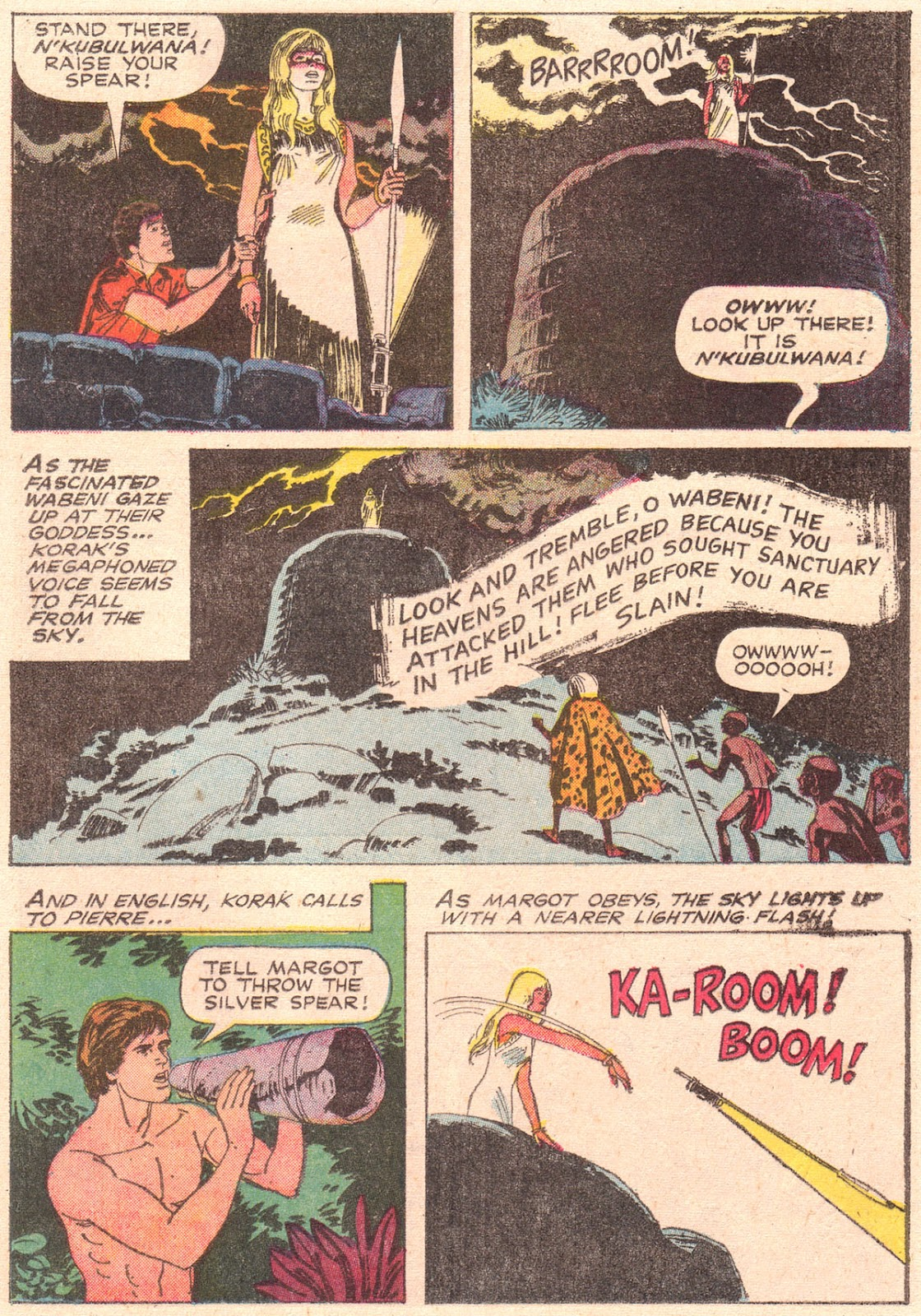 Korak, Son of Tarzan (1964) issue 38 - Page 20