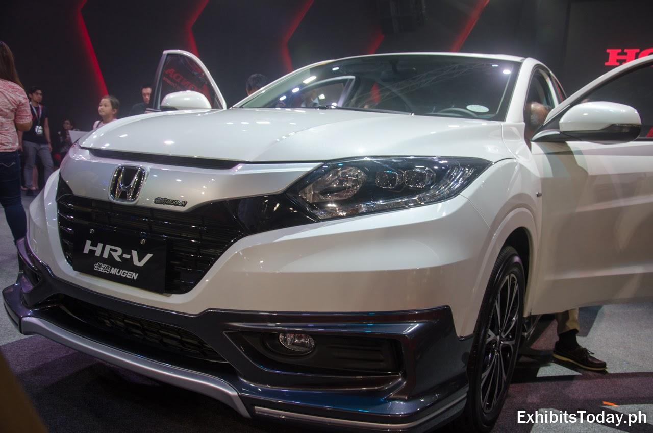 Honda HR-V El Mugen