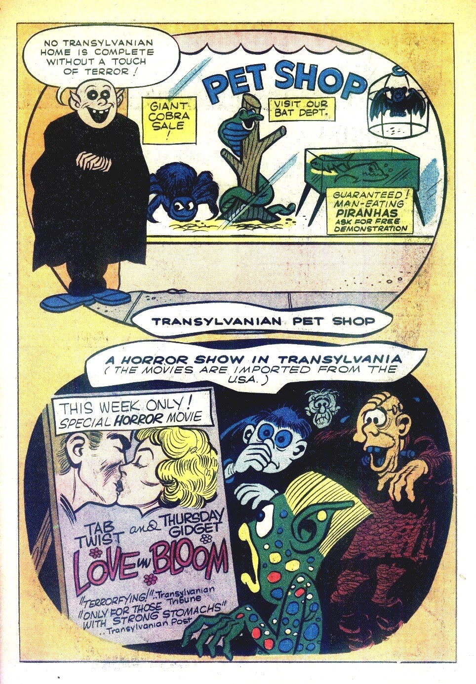 Read online Tales Calculated to Drive You Bats comic -  Issue #3 - 27