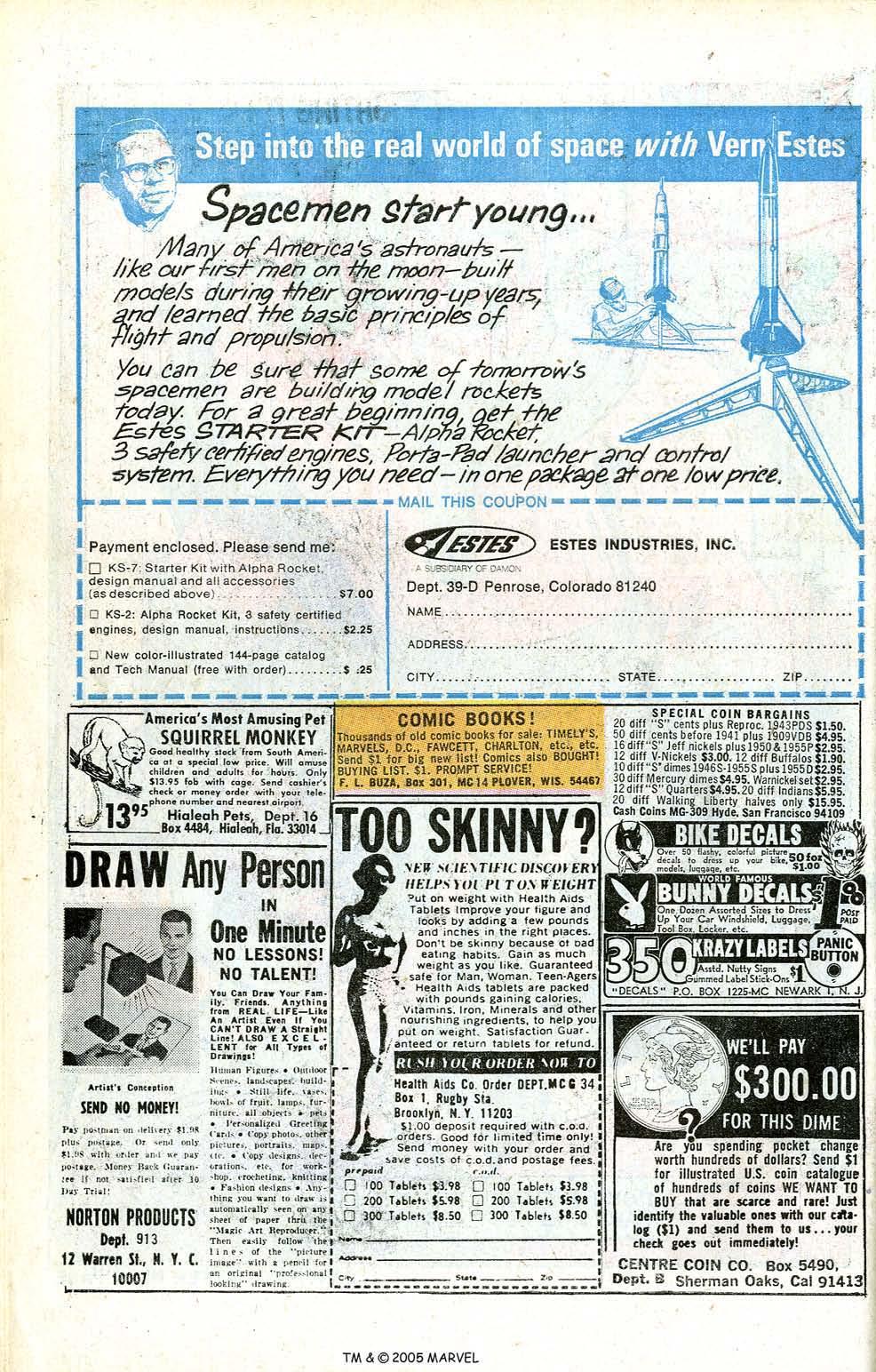 Uncanny X-Men (1963) issue 70 - Page 26