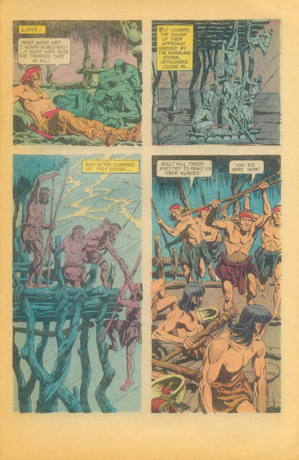 Read online Turok, Son of Stone comic -  Issue #82 - 31