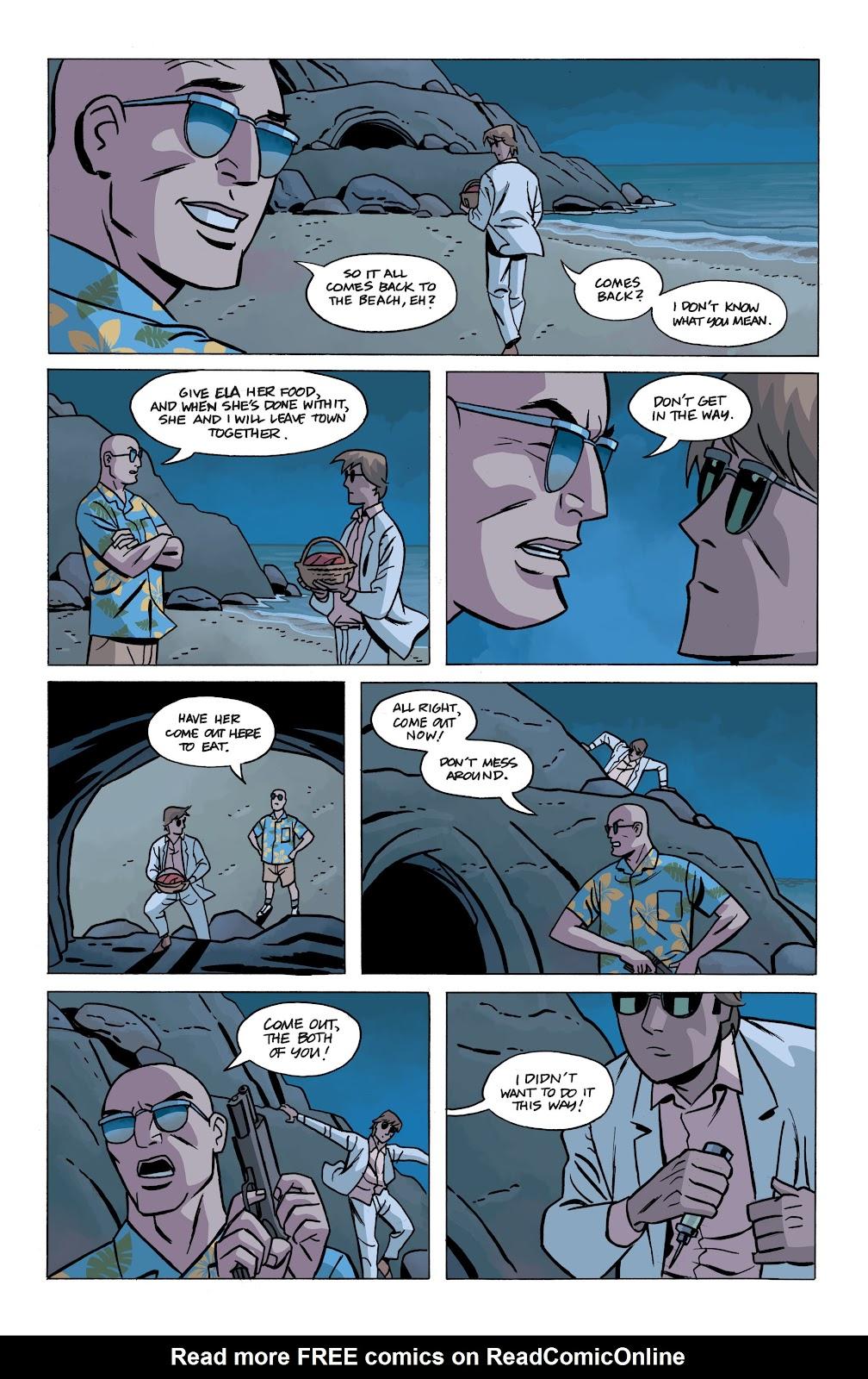 Read online The Twilight Children comic -  Issue #4 - 13