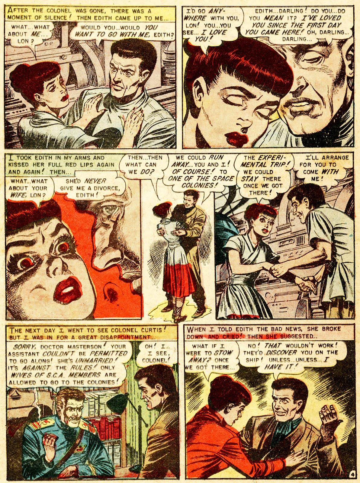Weird Fantasy (1951) issue 13 - Page 14