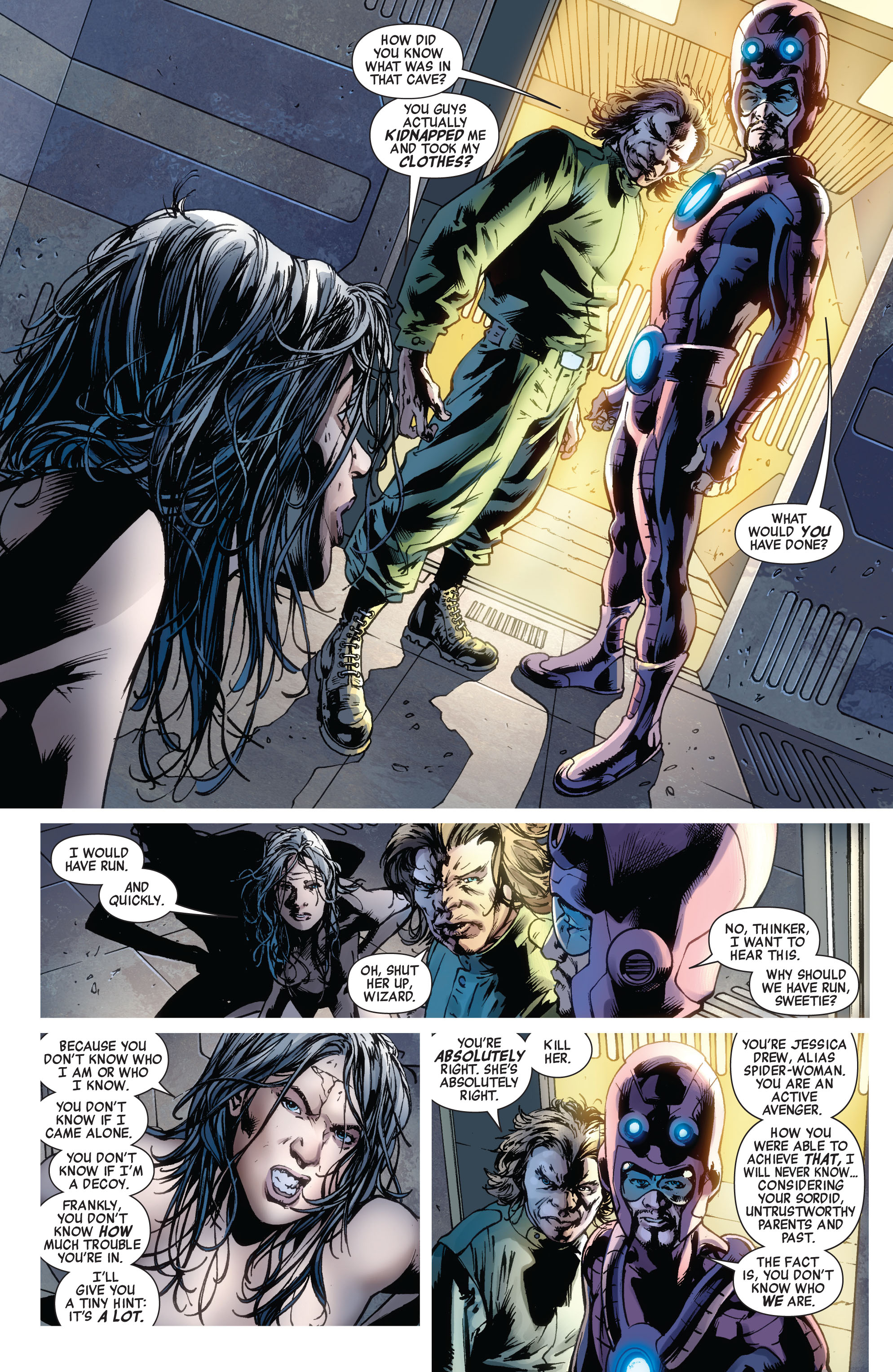Read online Avengers (2010) comic -  Issue #12.1 - 13