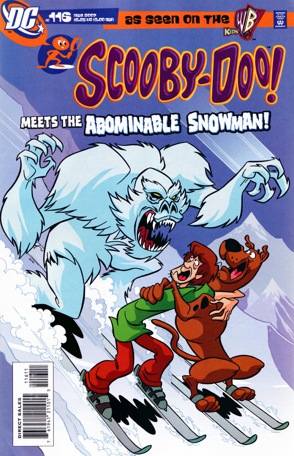 Read online Scooby-Doo (1997) comic -  Issue #116 - 1