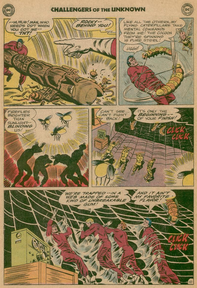 Challengers of the Unknown (1958) issue 40 - Page 27