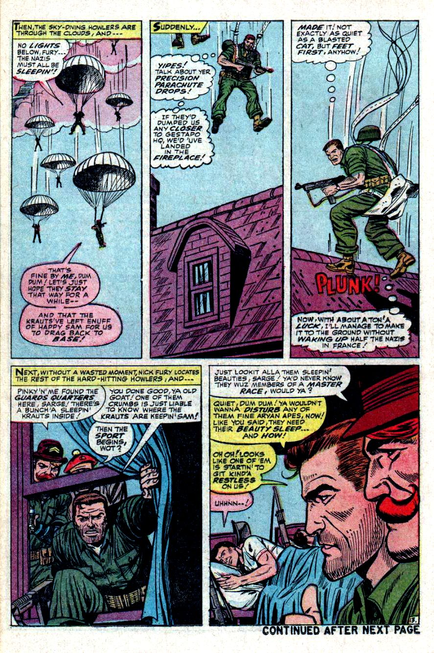 Read online Sgt. Fury comic -  Issue #31 - 18