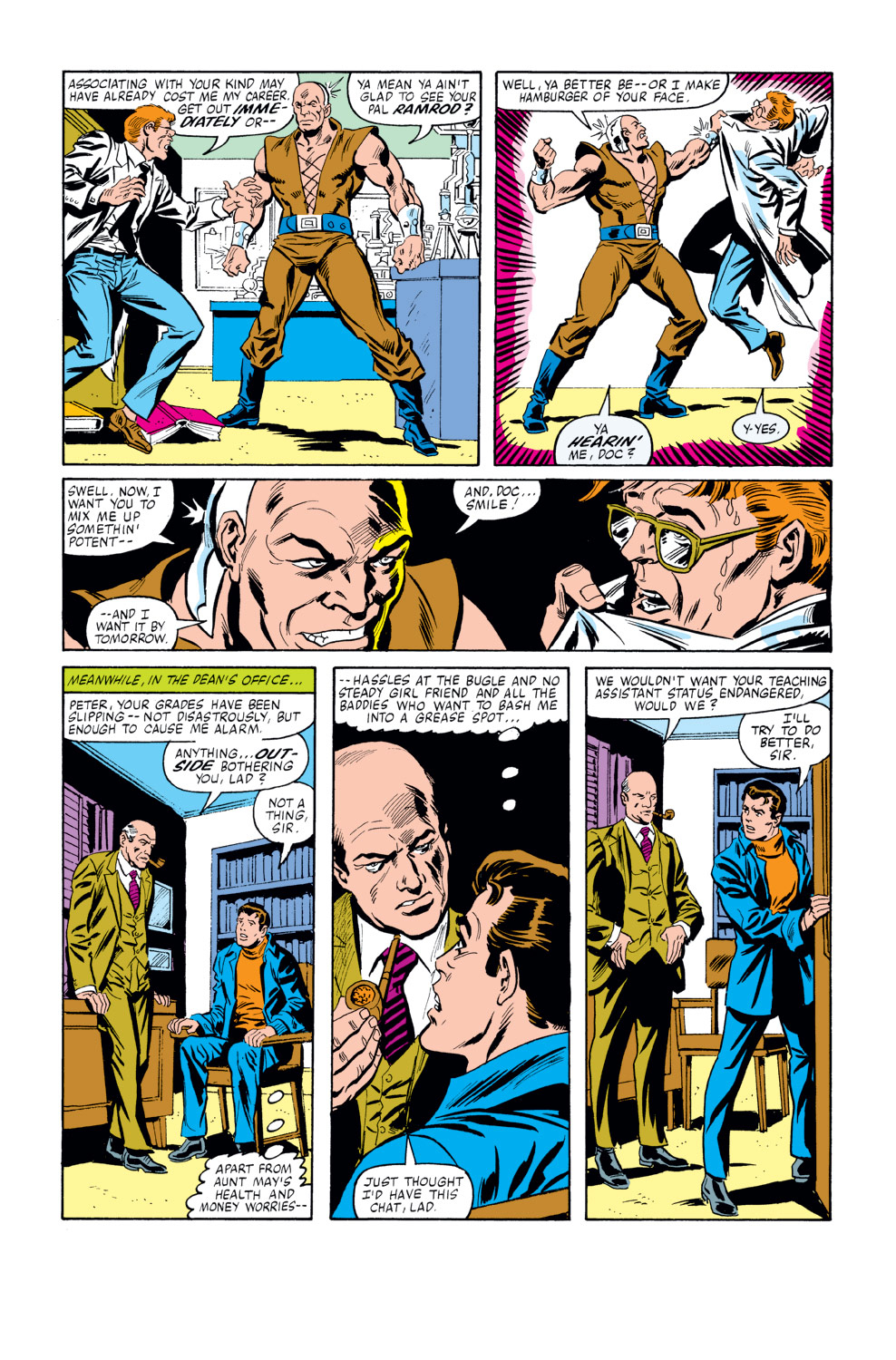 The Amazing Spider-Man (1963) 221 Page 3