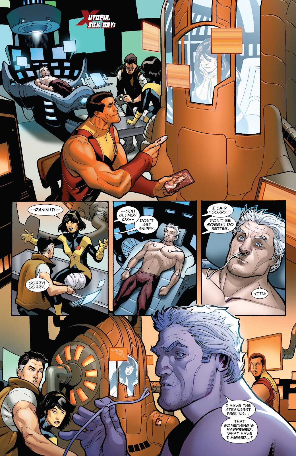 Read online X-Men: Second Coming comic -  Issue # _TPB (Part 2) - 39