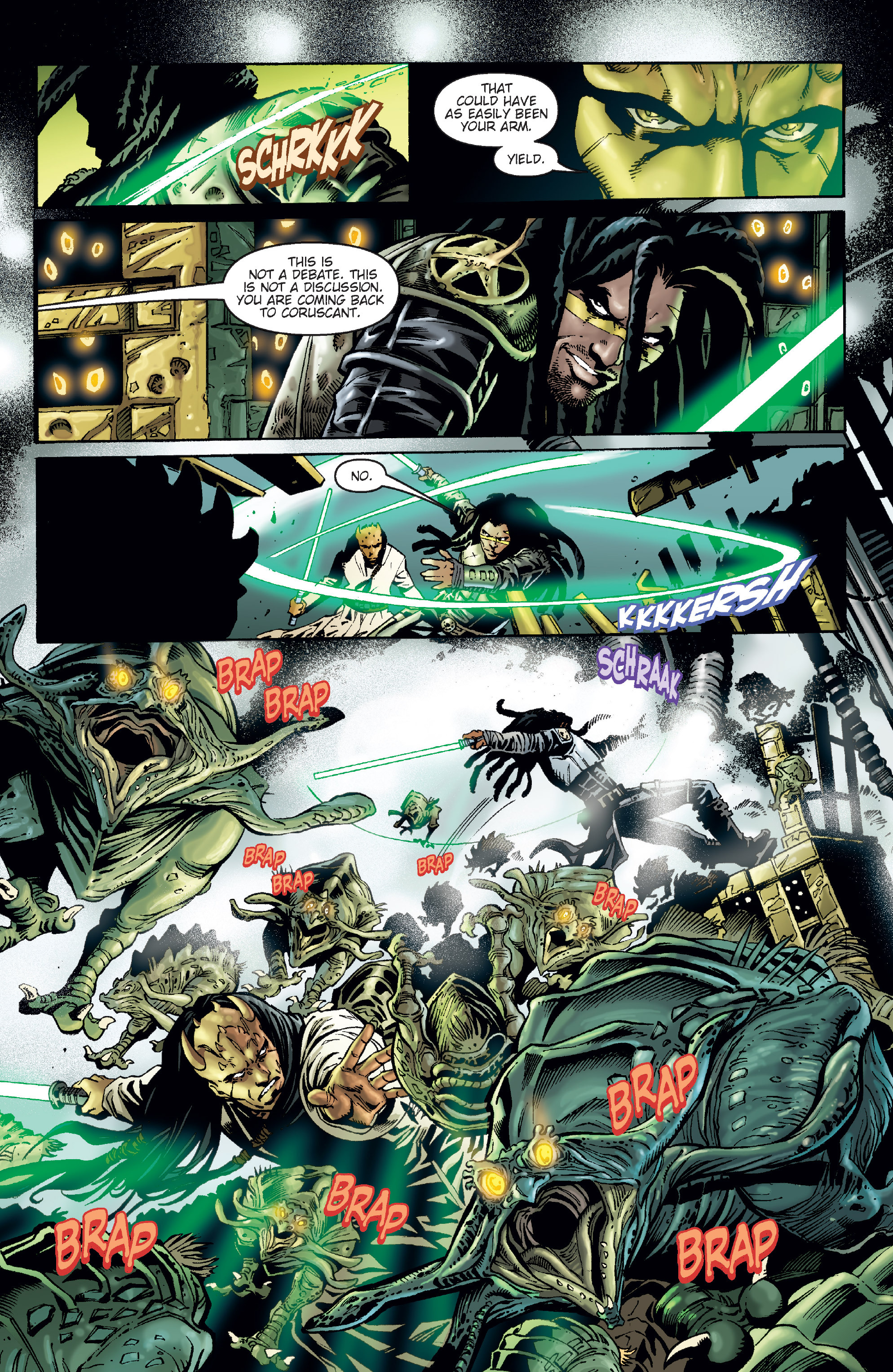Read online Star Wars Omnibus comic -  Issue # Vol. 24 - 265
