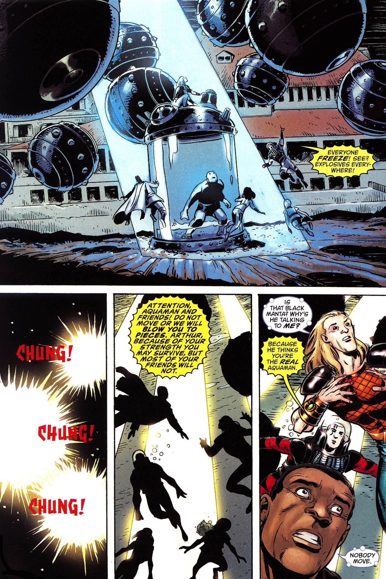 Read online Aquaman: Sword of Atlantis comic -  Issue #52 - 5