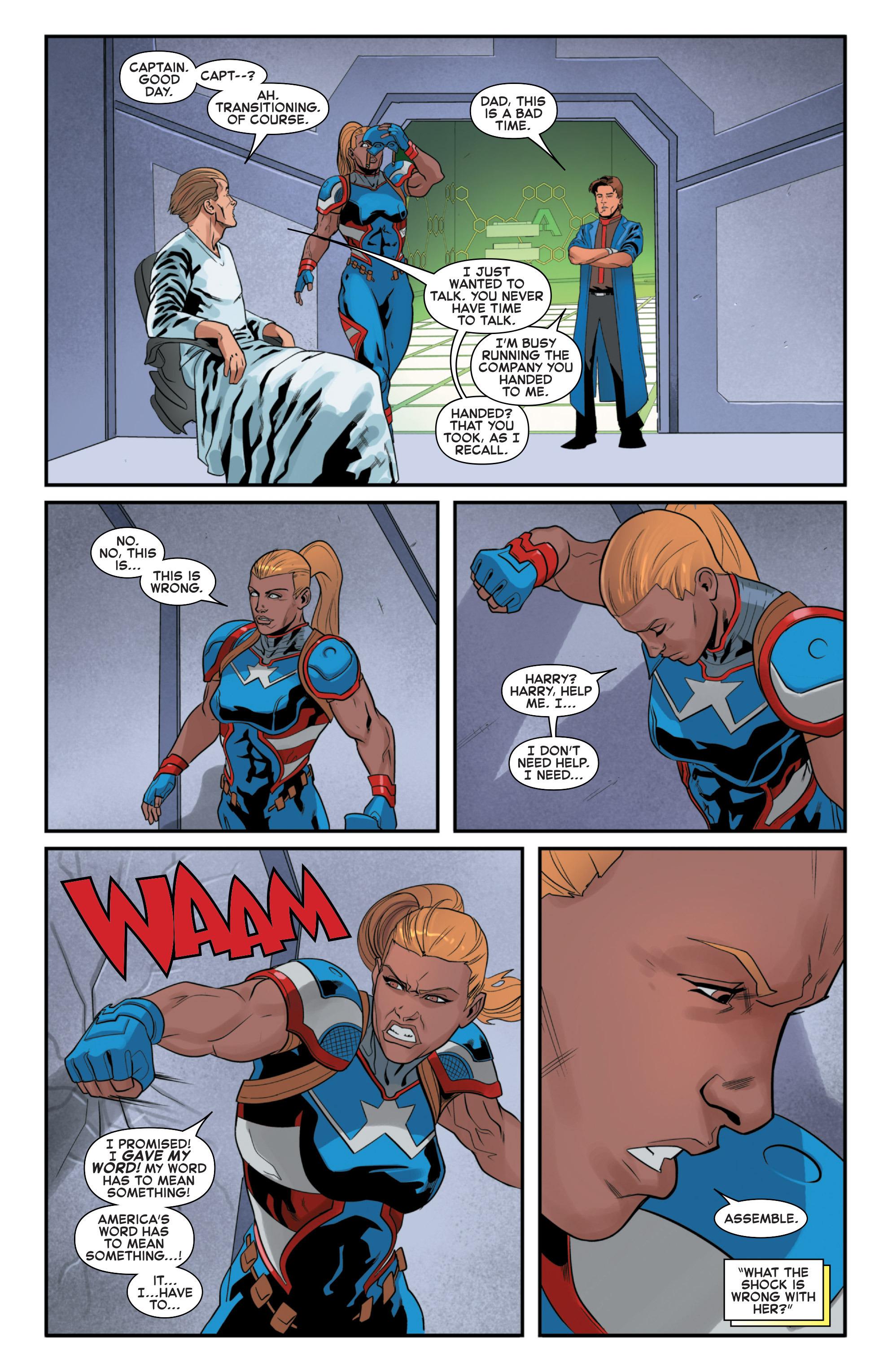 Read online Secret Wars 2099 comic -  Issue #4 - 6