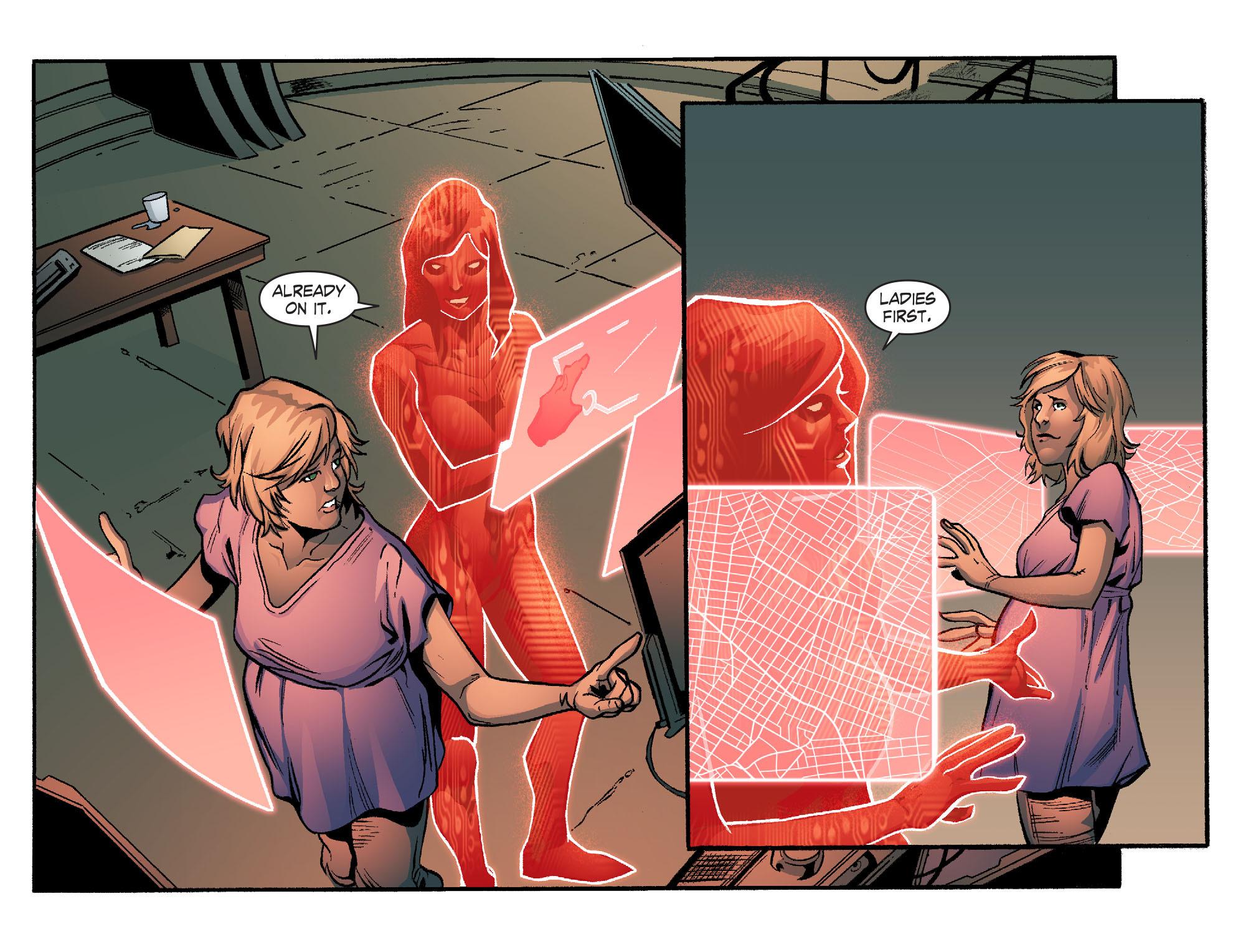 Read online Smallville: Lantern [I] comic -  Issue #10 - 10