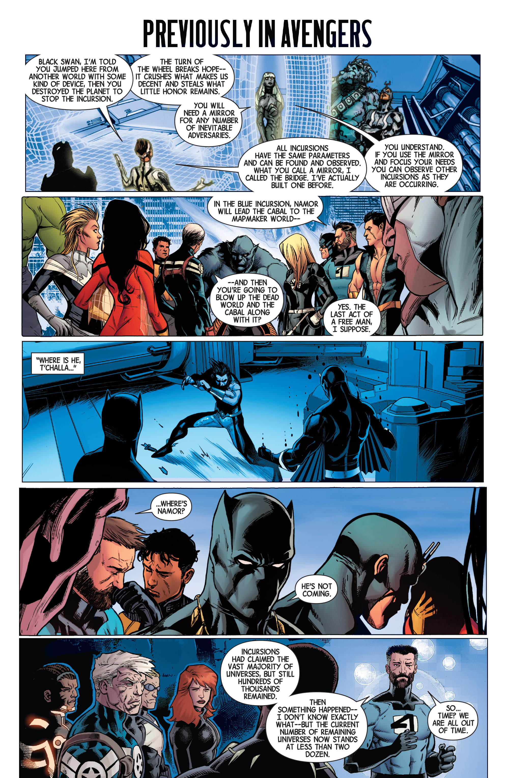 Read online Avengers (2013) comic -  Issue #41 - 2