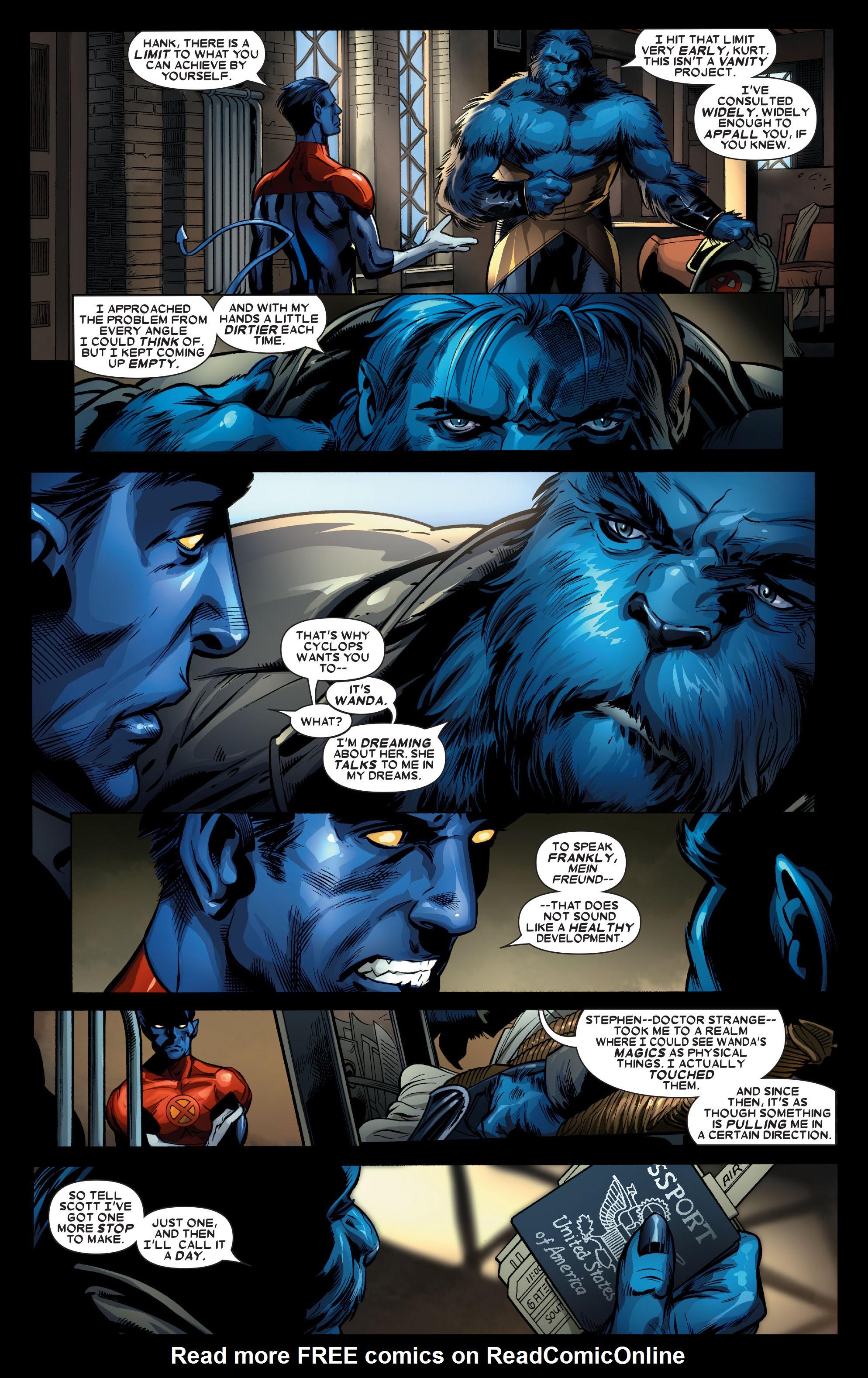 X-Men (1991) 204 Page 26