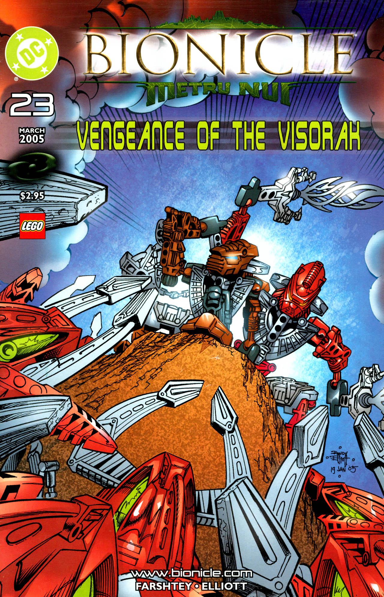Bionicle 23 Page 1