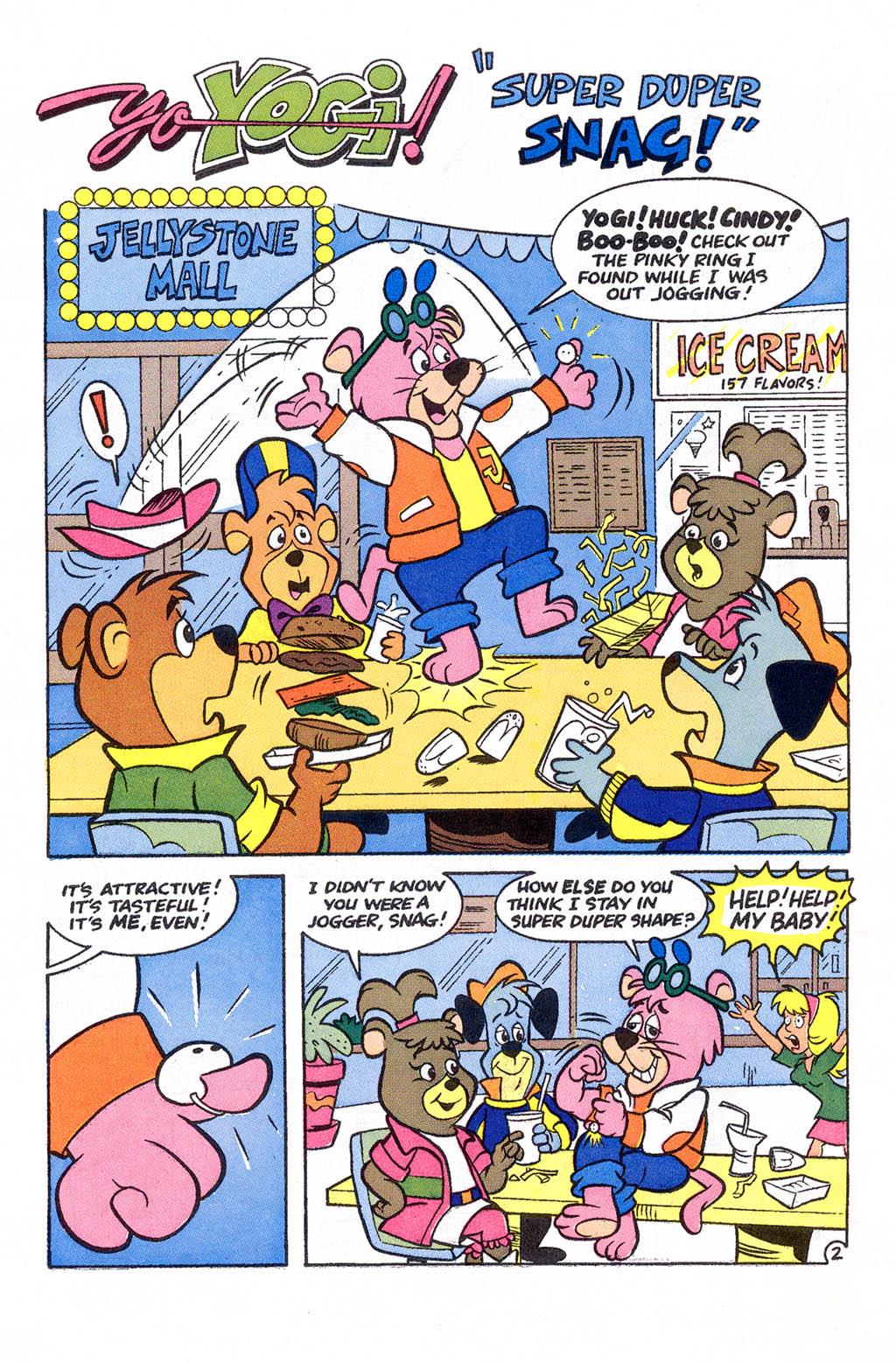 Comic Nbc Saturday Morning Comics Issue 1