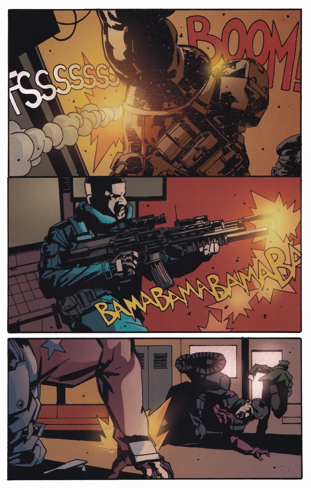 G.I. Joe Cobra (2011) Issue #20 #20 - English 17