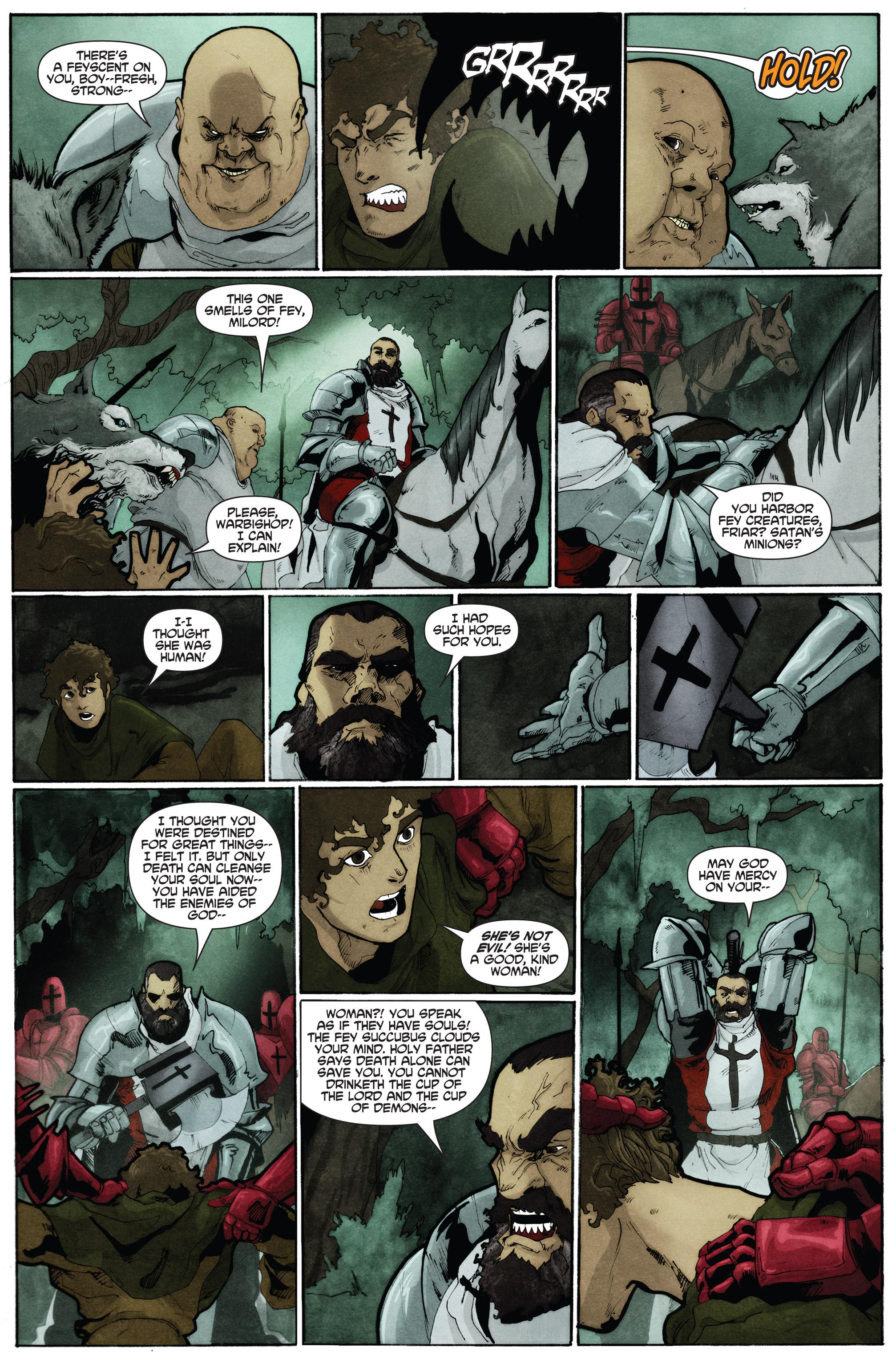 Read online Plague comic -  Issue #2 - 15