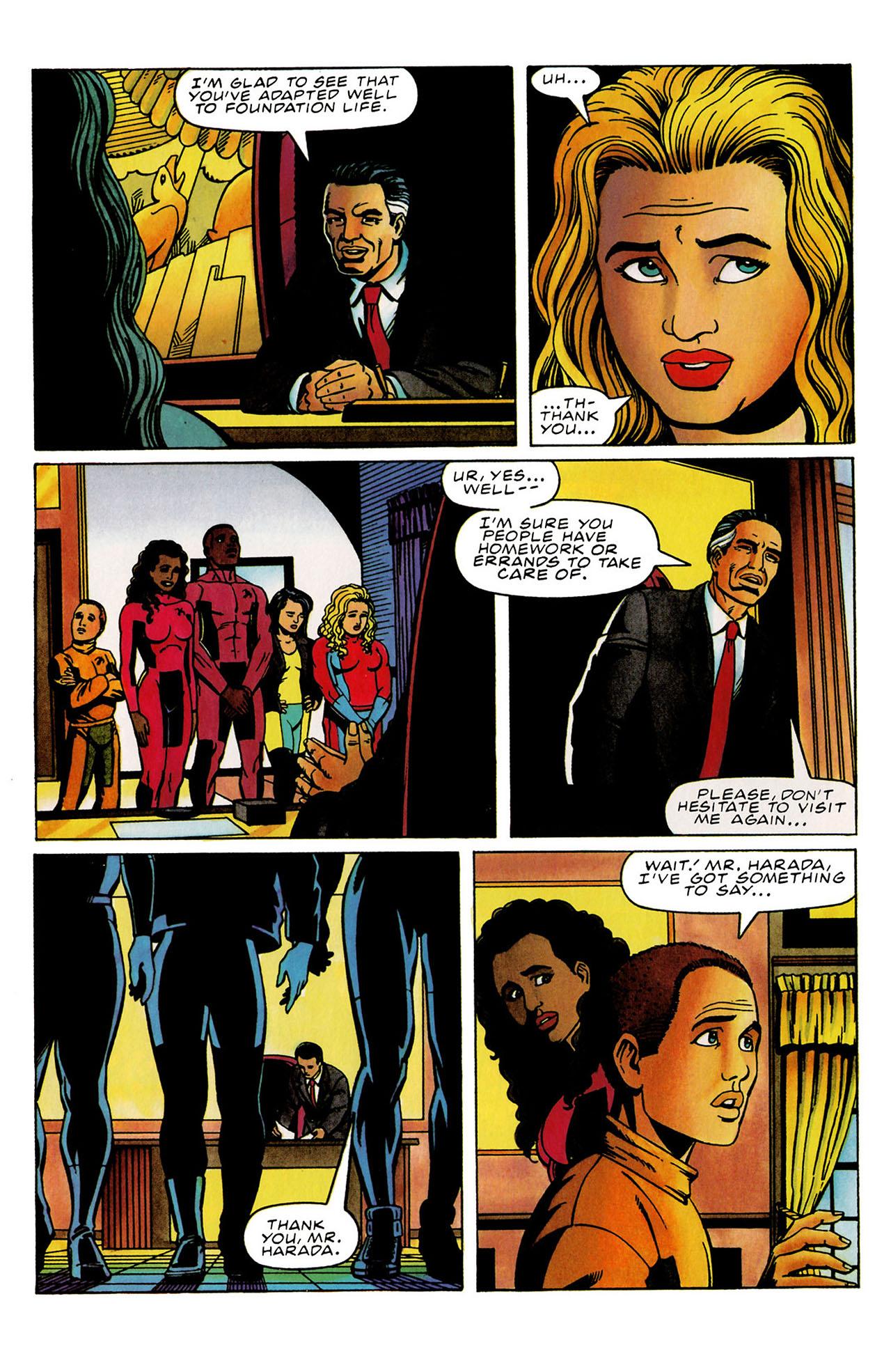 Read online Harbinger (1992) comic -  Issue #31 - 15