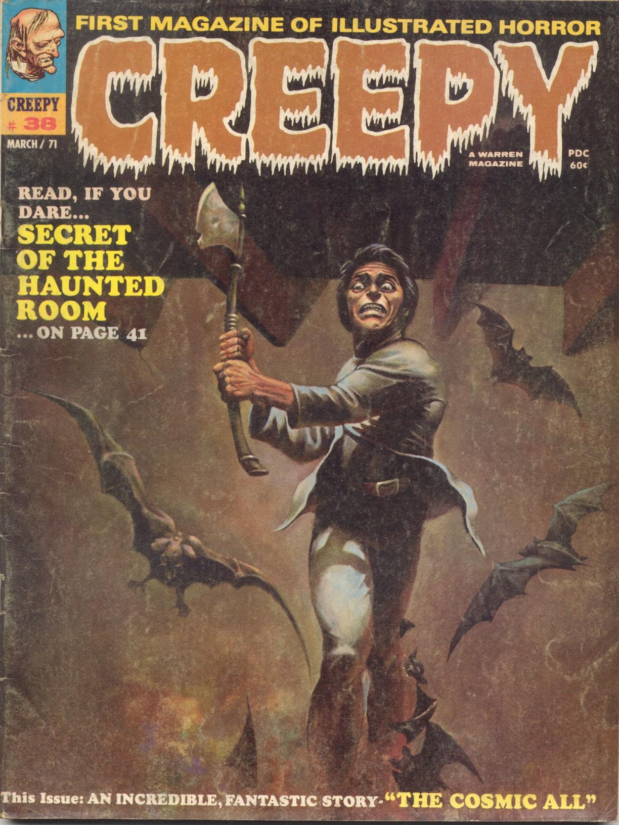 Creepy (1964) 38 Page 1