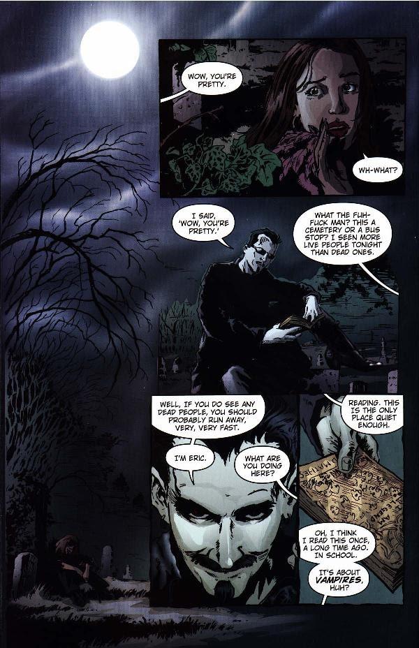 Read online Vampire the Masquerade comic -  Issue # Nosferatu - 16