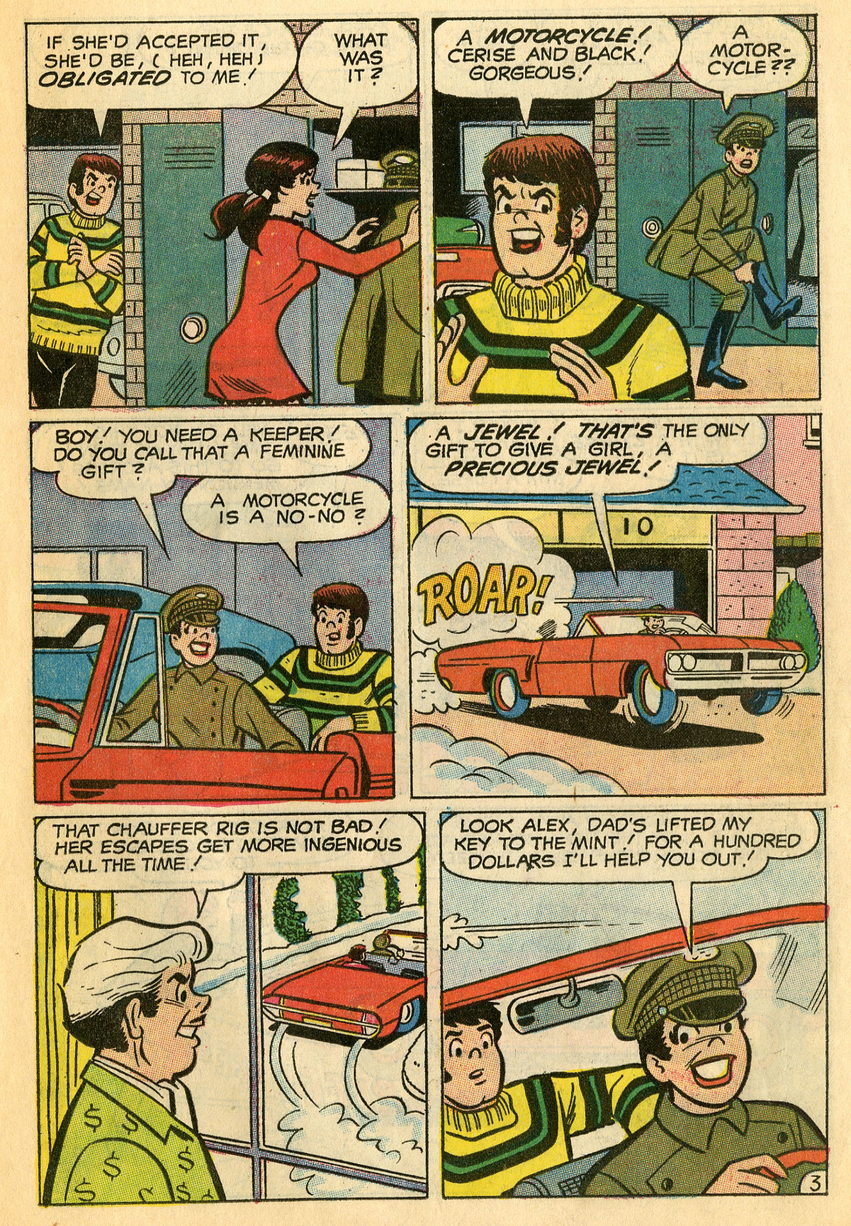Read online She's Josie comic -  Issue #39 - 15