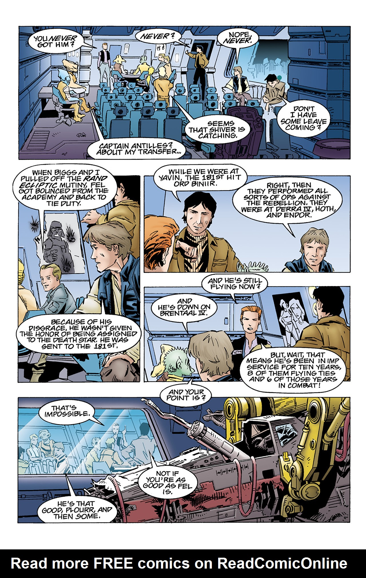 Read online Star Wars Omnibus comic -  Issue # Vol. 3 - 35