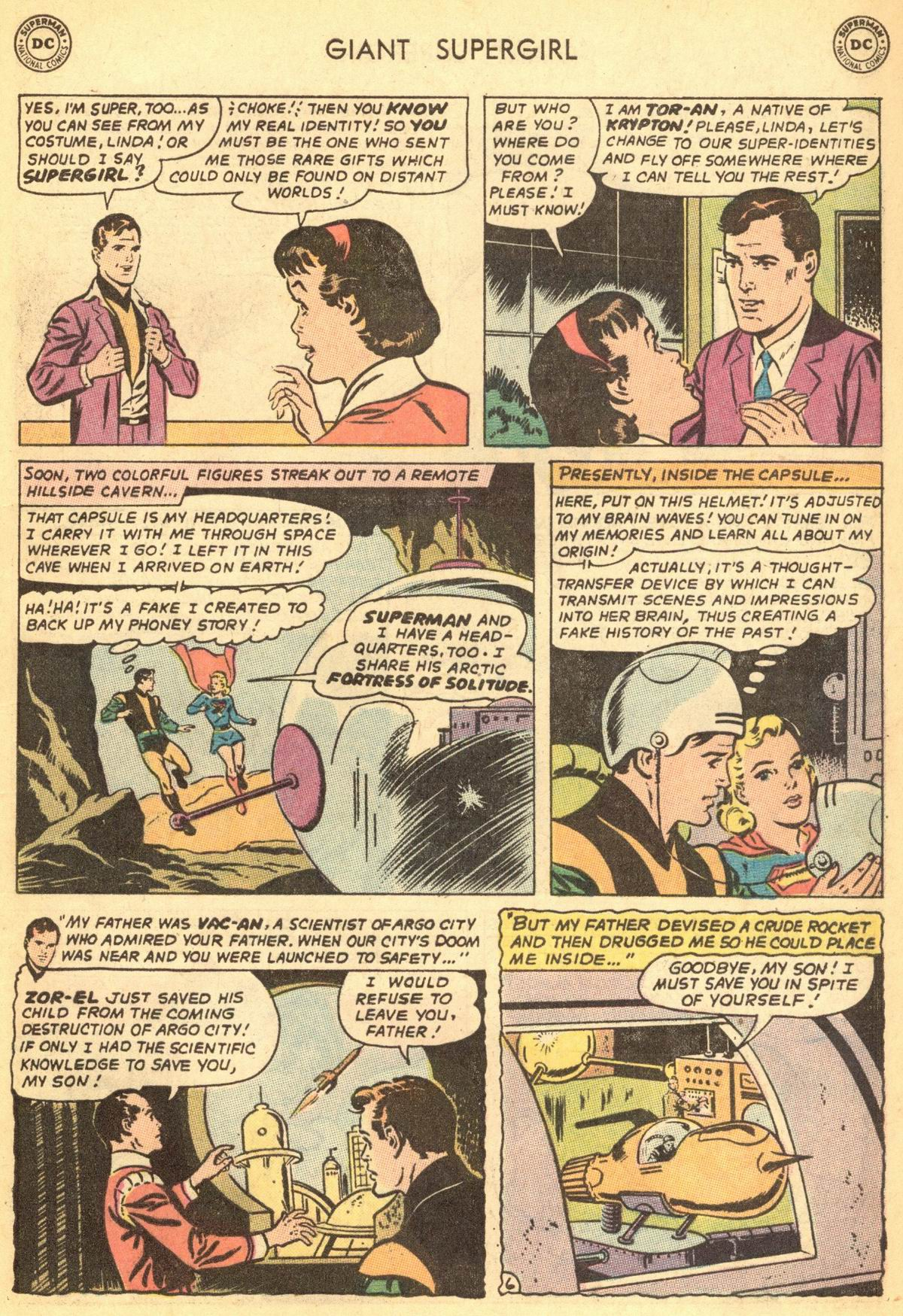 Read online Adventure Comics (1938) comic -  Issue #390 - 57