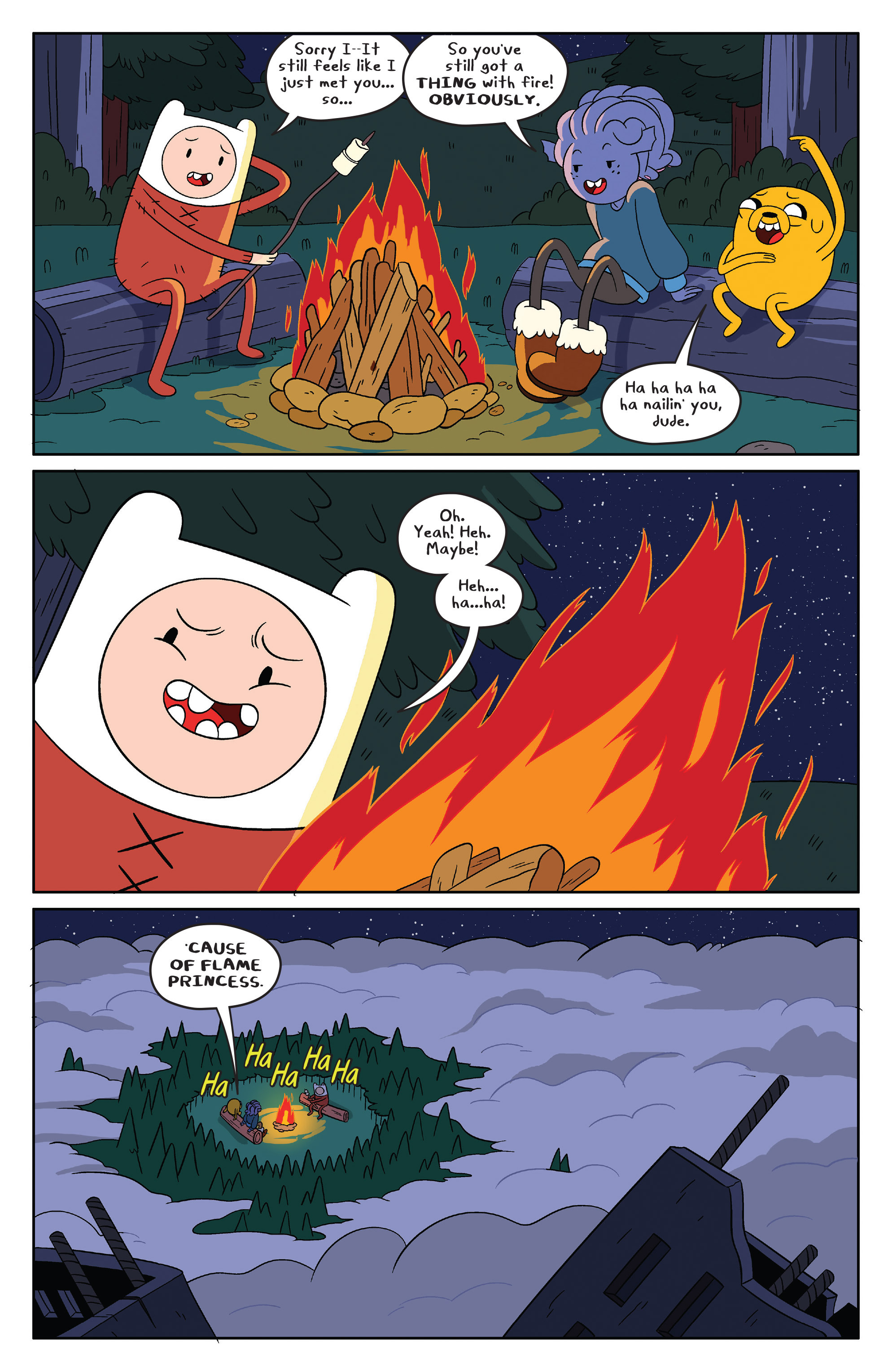 Adventure Time 47 Page 16