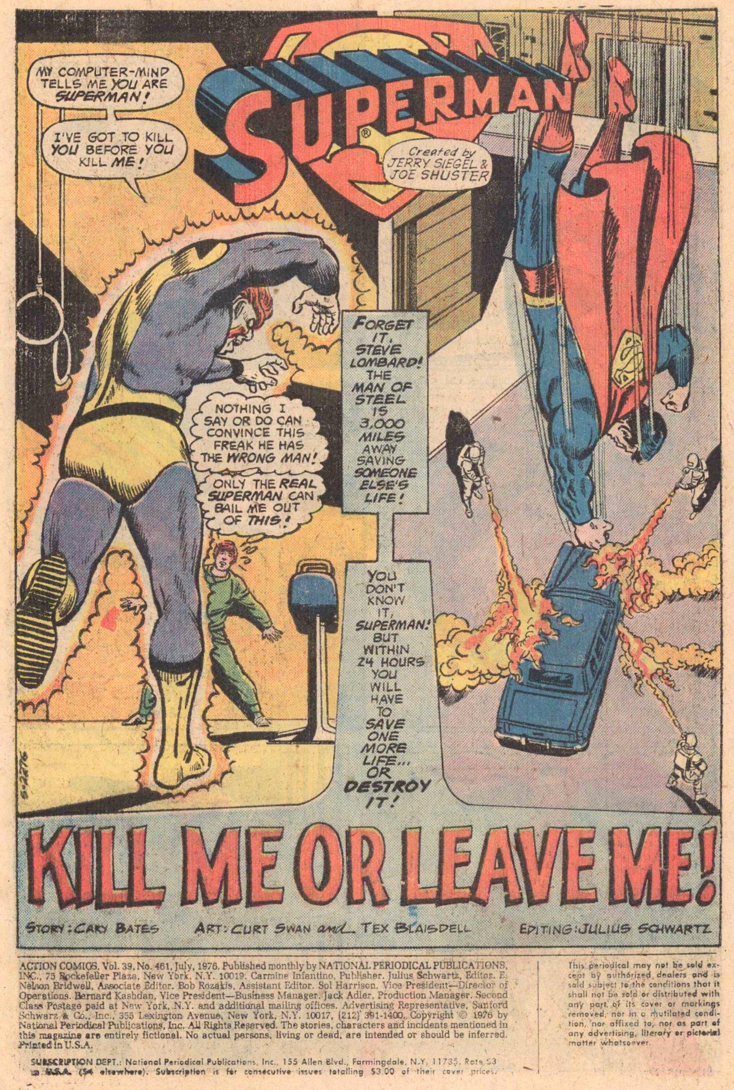 Action Comics (1938) 461 Page 2
