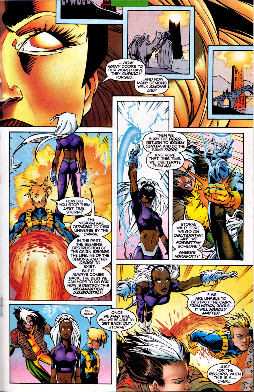 X-Men (1991) 75 Page 18