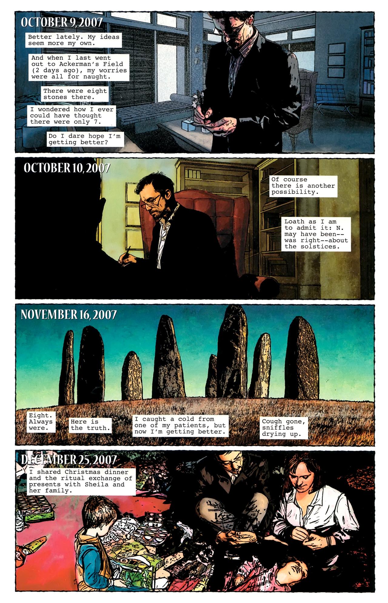 Read online Stephen King's N. comic -  Issue #3 - 16