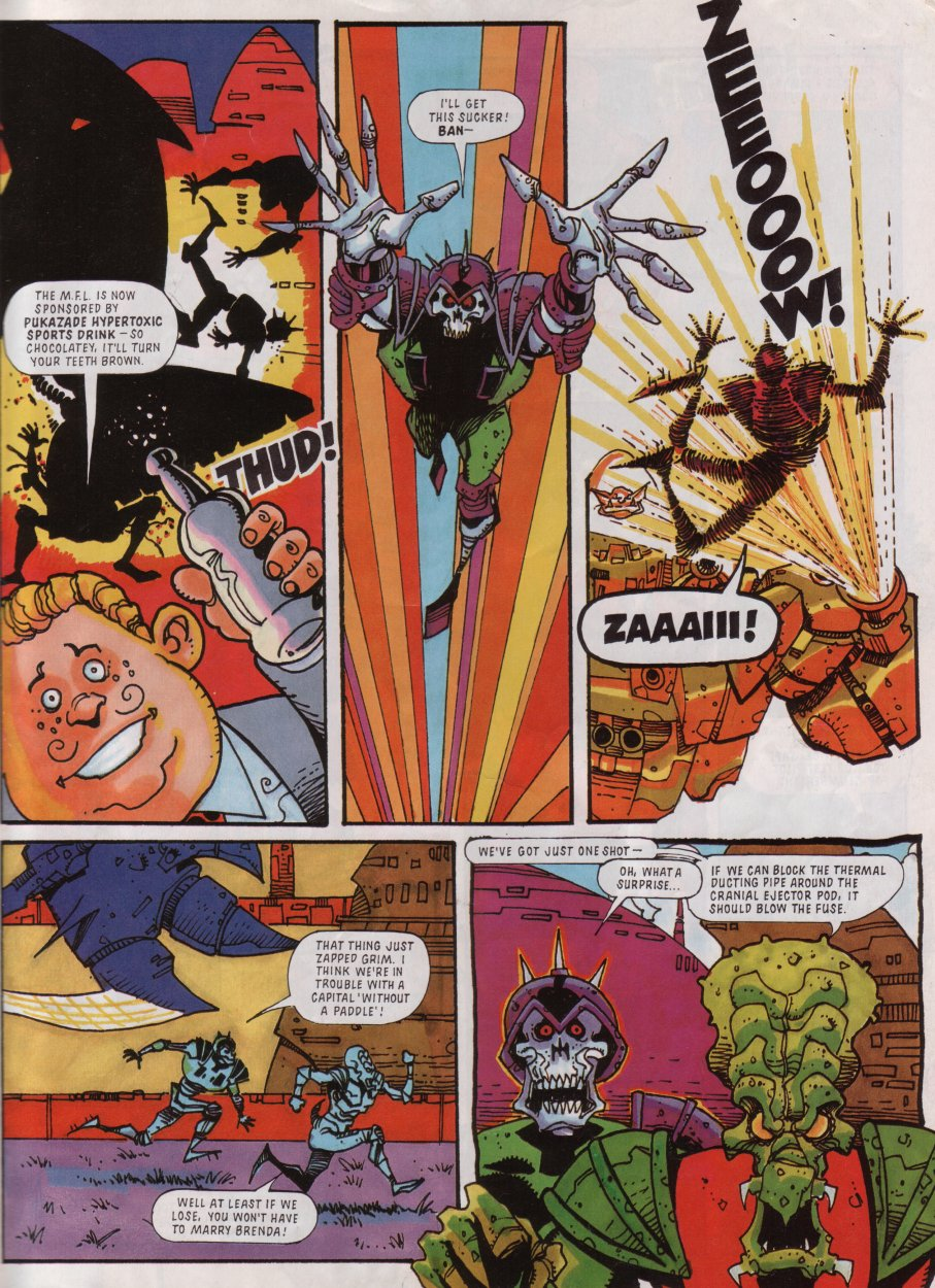Read online Sonic the Comic comic -  Issue #36 - 14