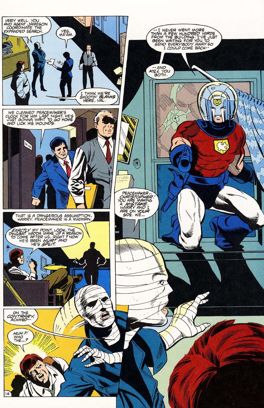 Vigilante (1983) issue 43 - Page 16