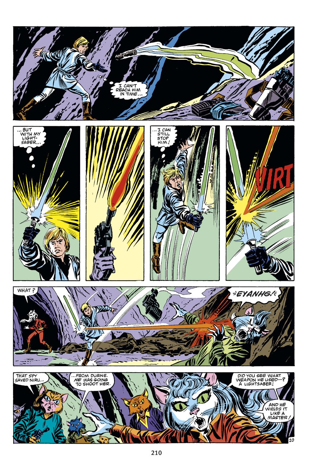 Read online Star Wars Omnibus comic -  Issue # Vol. 21 - 202