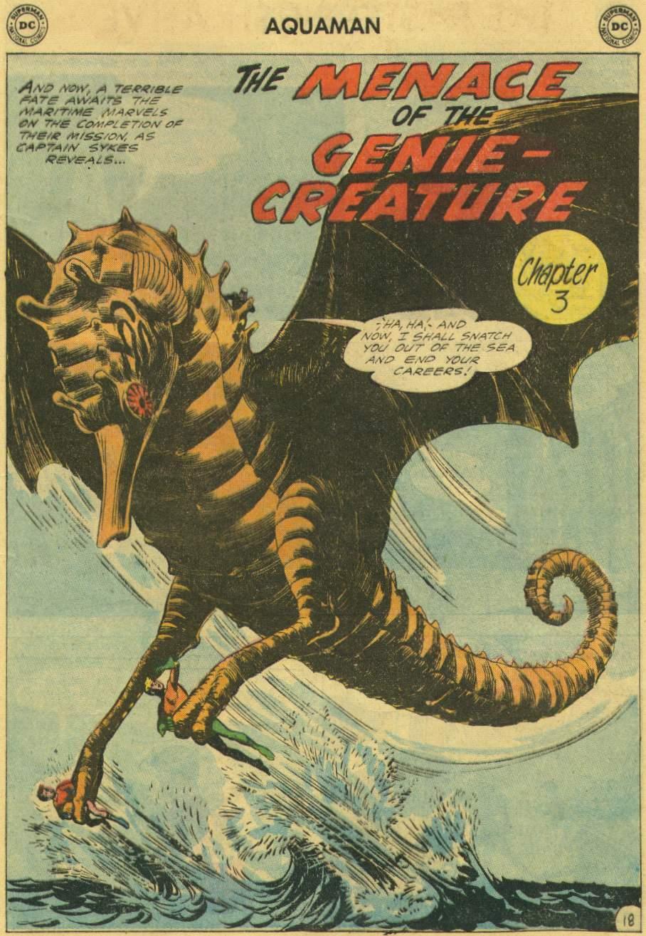 Read online Aquaman (1962) comic -  Issue #2 - 25