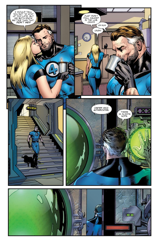 Read online Fantastic Four: Season One comic -  Issue # TPB - 123