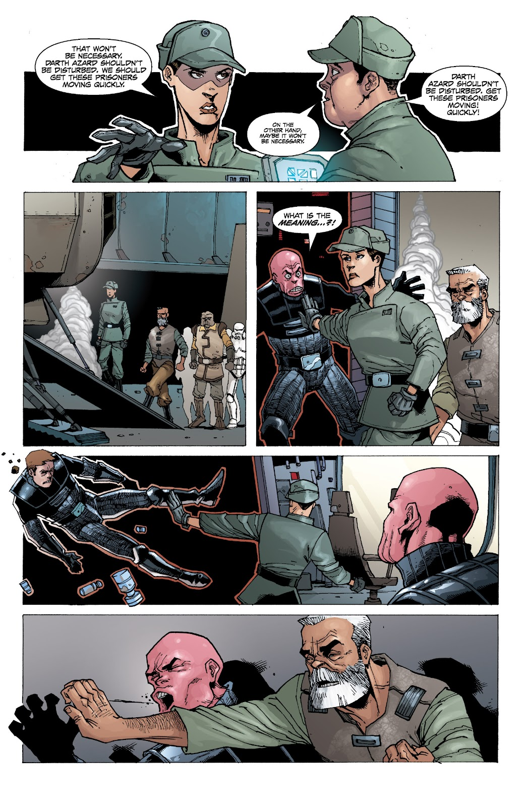 Read online Star Wars Legends: Legacy - Epic Collection comic -  Issue # TPB 2 (Part 1) - 90