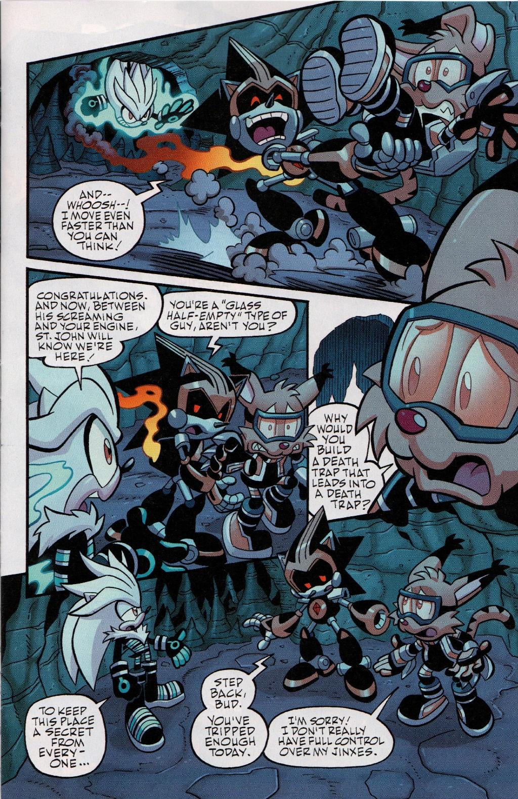 Read online Sonic Universe comic -  Issue #41 - 11