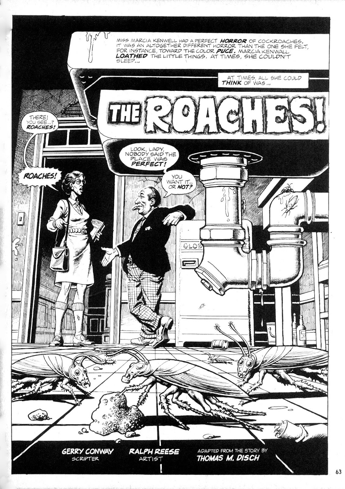 Monsters Unleashed (1973) issue 2 - Page 63