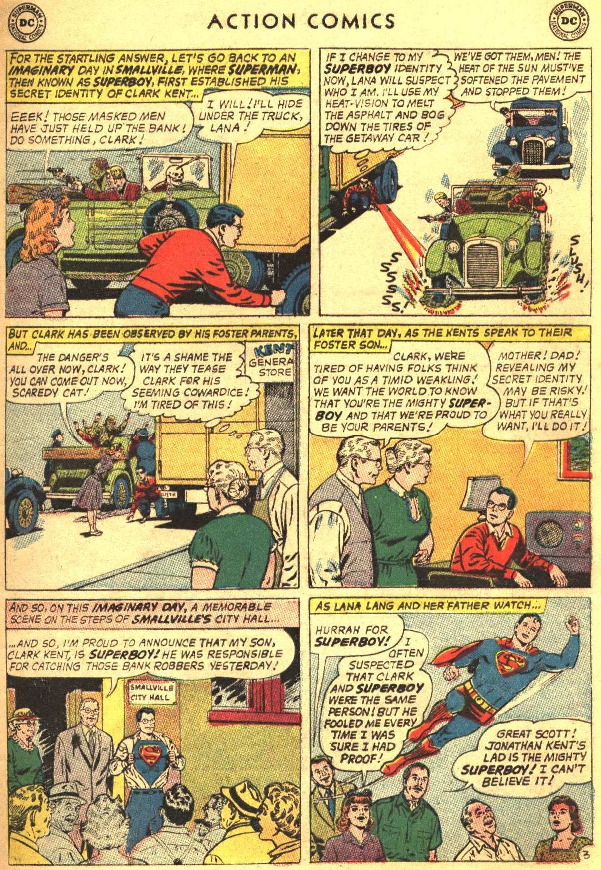 Read online Action Comics (1938) comic -  Issue #305 - 5