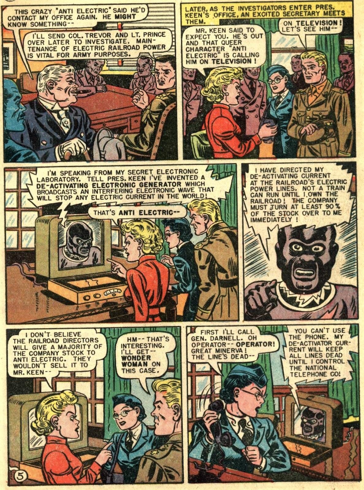 Comic Cavalcade issue 27 - Page 7