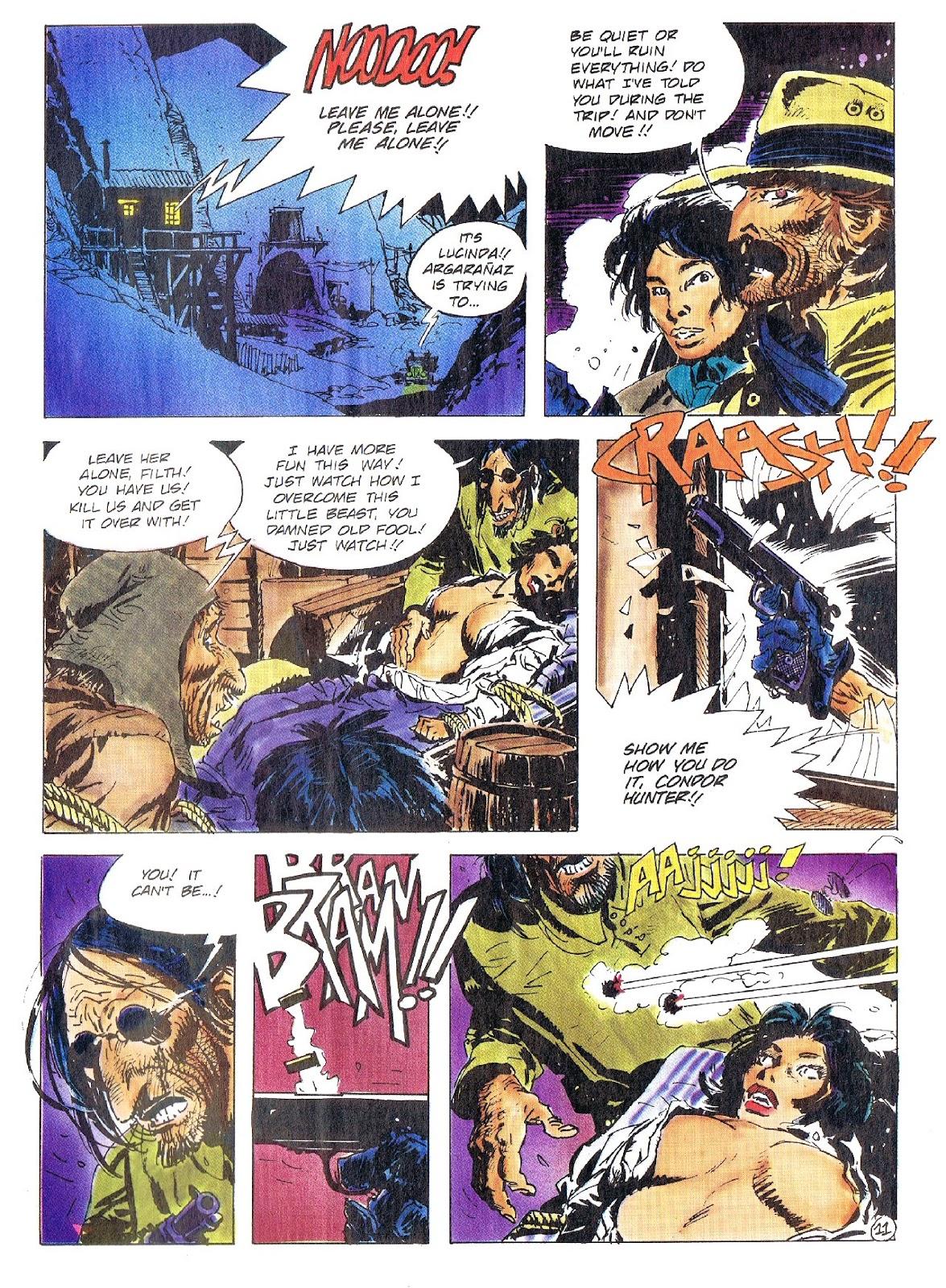 Read online Merchants of Death comic -  Issue #4 - 29