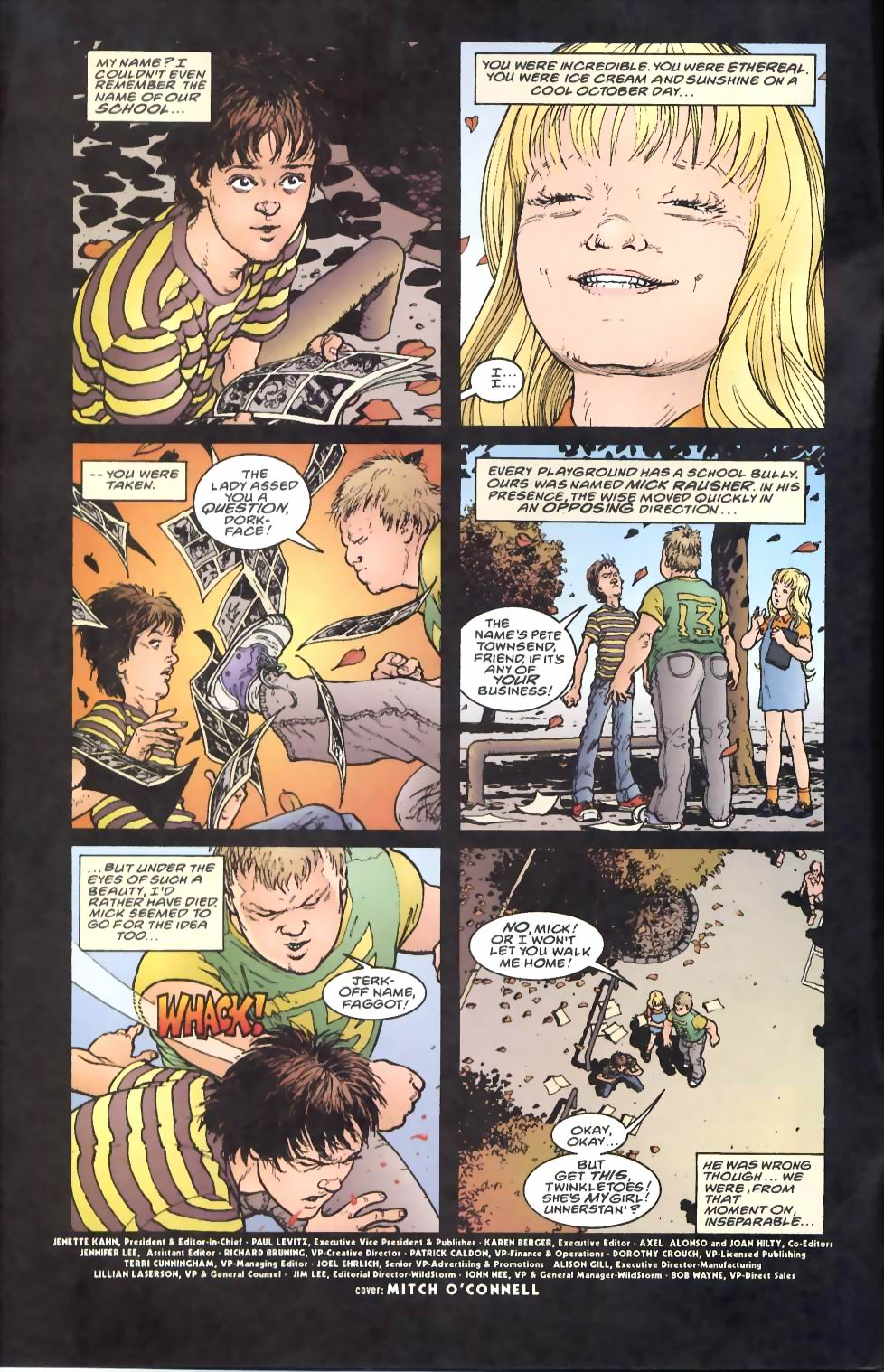 Read online Flinch comic -  Issue #12 - 3