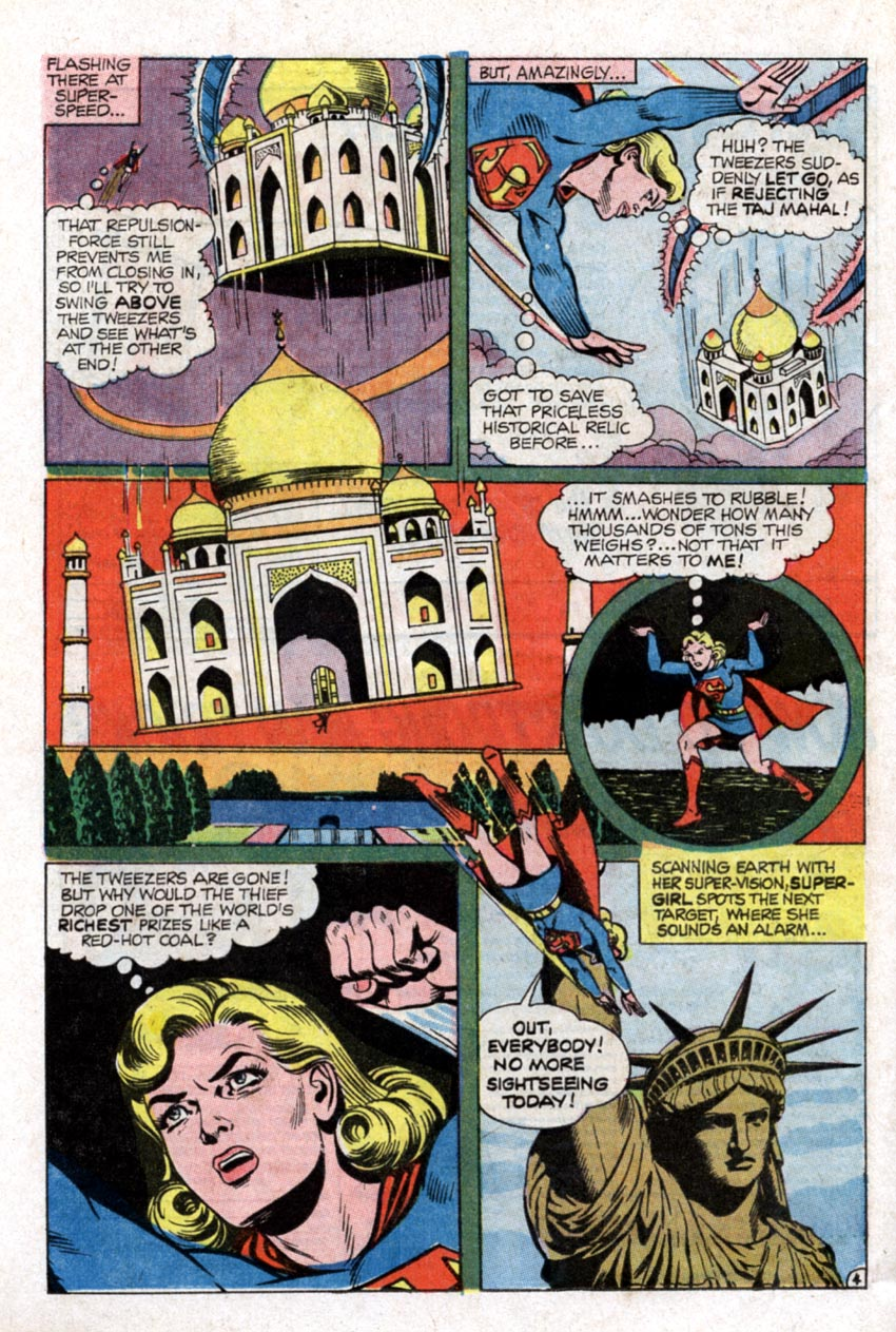 Read online Action Comics (1938) comic -  Issue #363 - 24