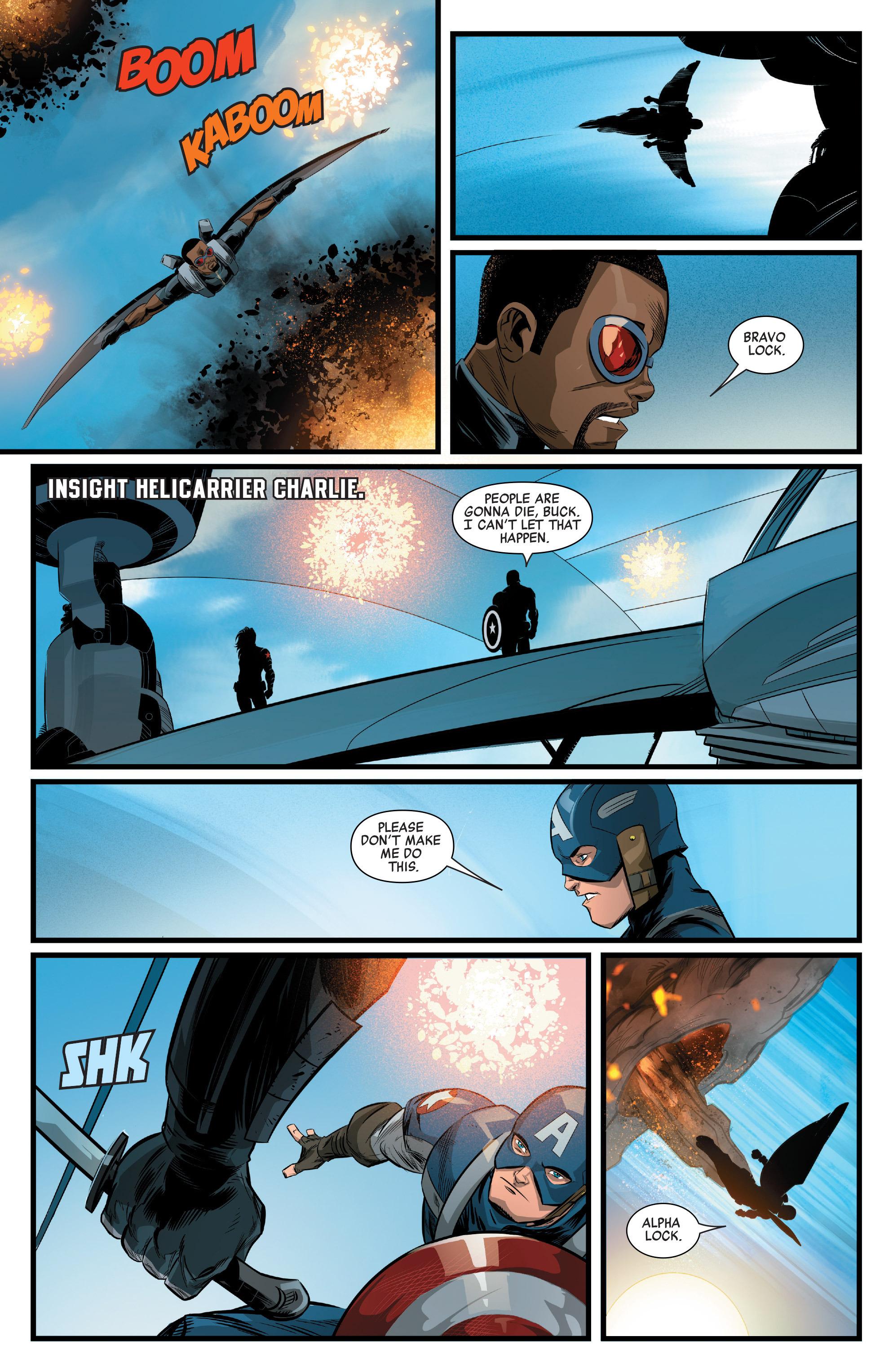 Read online Captain America: Civil War Prelude comic -  Issue #4 - 17