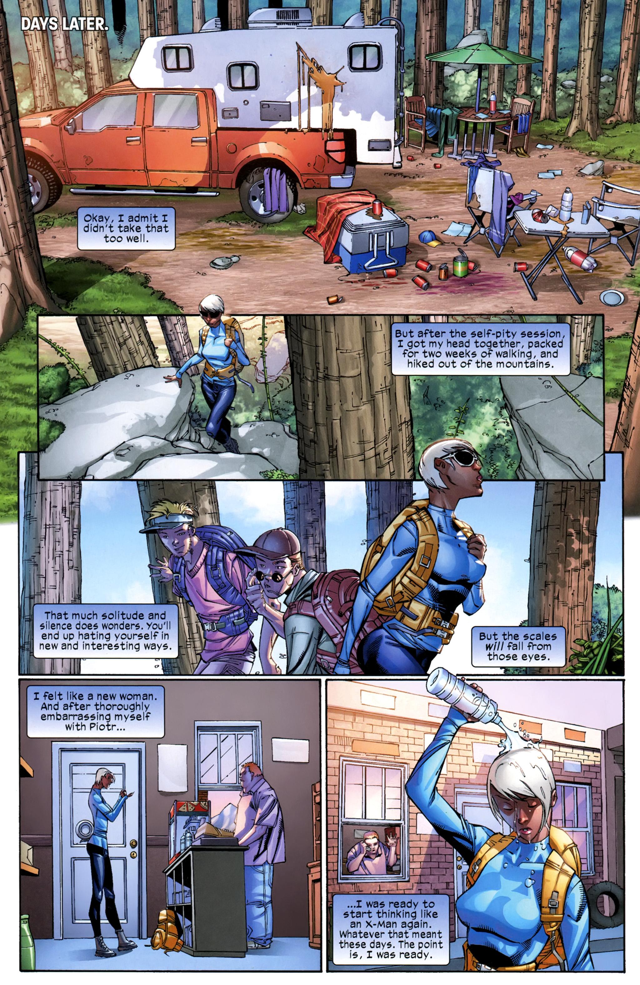Read online Ultimate Comics X-Men comic -  Issue #23 - 10