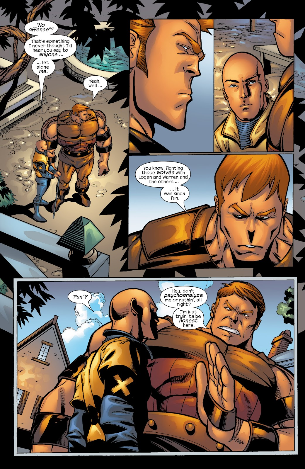Read online X-Men: Unstoppable comic -  Issue # TPB (Part 4) - 27